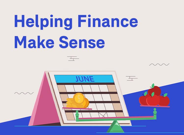 Helping Finance Make Sense.