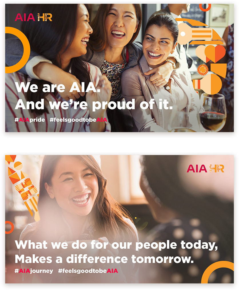 We are AIA and we're Proud of it