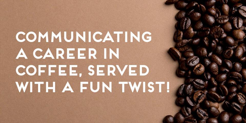 creative HR campaign branding work for Starbucks Dingapore